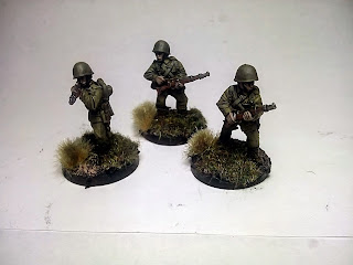 [La escuadra de la semana] Escuadra de infantería polaca