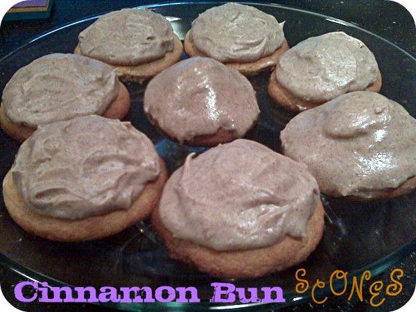 Life's Simple Measures: Tried & True Tuesday: Cinnamon Bun Scones
