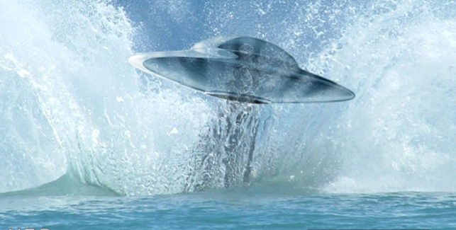 Ένα απο τα καλύτερο  τεκμηριωμένο VIDEO με UFO που πετάει πάνω απο ενα αεροδρόμιο και μέσα στο νερό, απο την κυβέρνηση των ΗΠΑ!