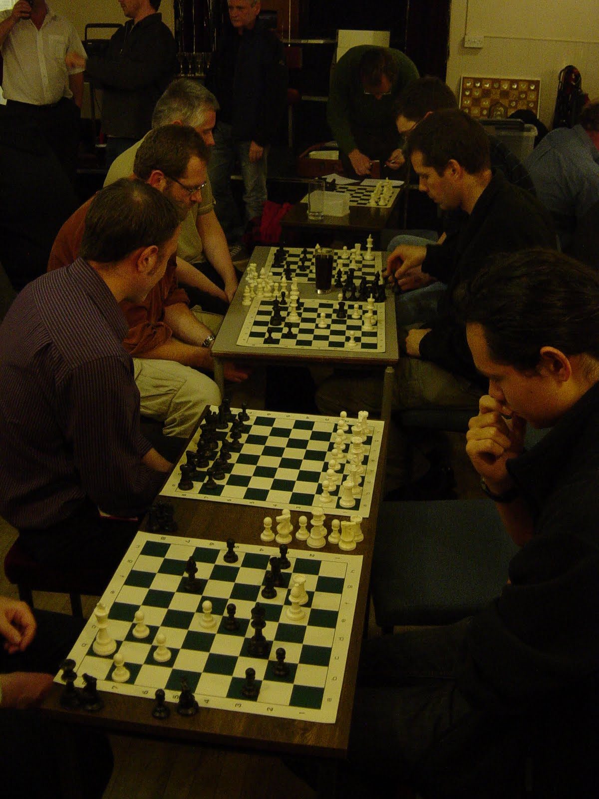 2011 May Hebden Bridge Chess Club Checkmate Diagram A Is Called Quotat Board 5 Prize Winner Matthew Wedge Roberts Front Right Finishes Off Jon Hughes Of Huddersfield B His 3rd Round Victim