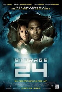 Nhà Kho 24 - Storage 24 (2012) Poster