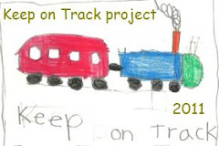 Our school&#39;s Keep on Track project