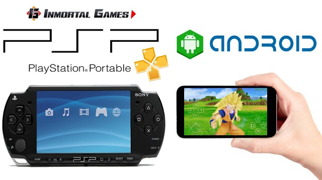 games for ppsspp gold emulator android