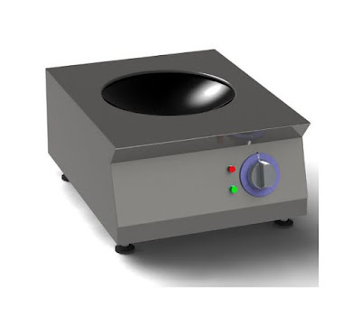 Concave Plate One Burner Induction Cooker