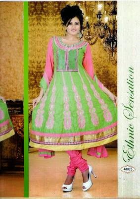 Anarkali frock dresses