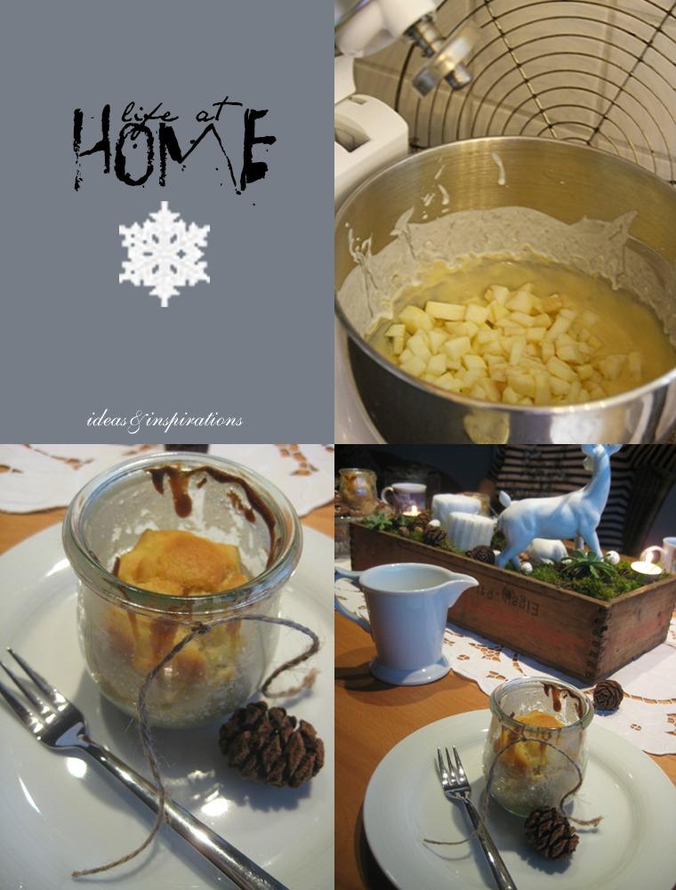 ideas and inspirations kuchen im glas cake in a jar. Black Bedroom Furniture Sets. Home Design Ideas