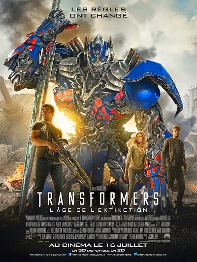 Transformers 4 : l'âge de l'extinction VK Streaming