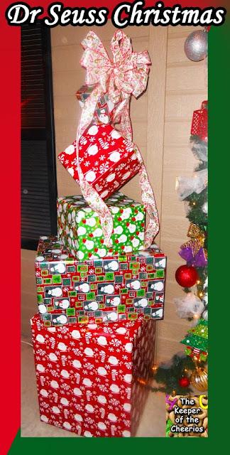 Christmas Wreath Storage Box