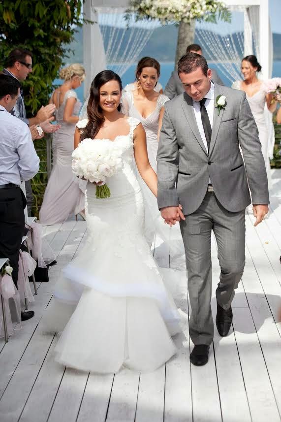 celebrity wedding darius boyd at the elandra mission beach