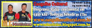 Programa de Rádio Cangalha Cultural