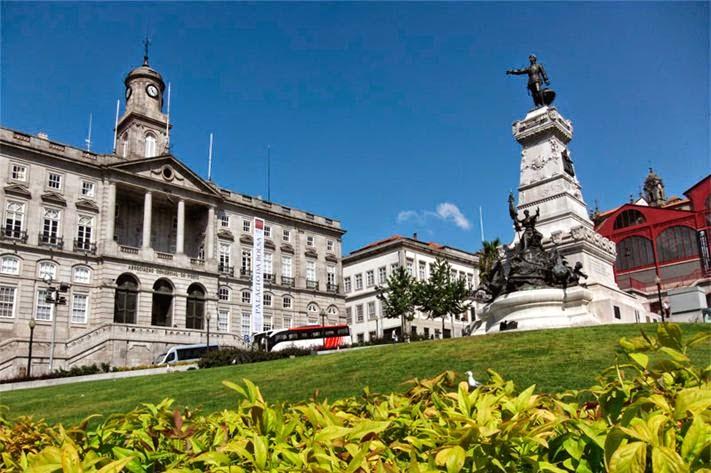 Fin de semana en Oporto. Palacio de la Bolsa