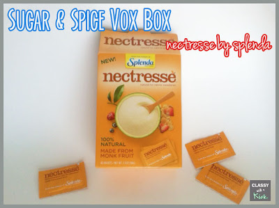 Sugar & Spice Vox Box from Influenster - Nectresse