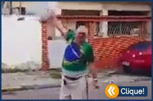 Perfil real do torcedor brasileiro na Copa