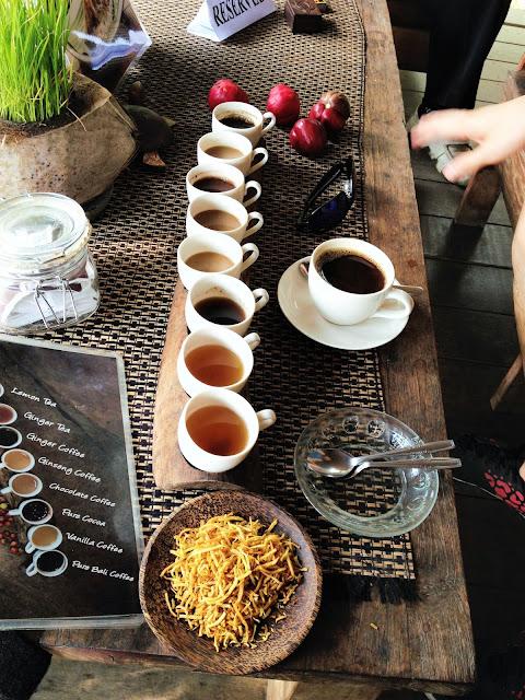 yiweilim, yiweilim blogspot, kopi luwak, bali, bali pulina
