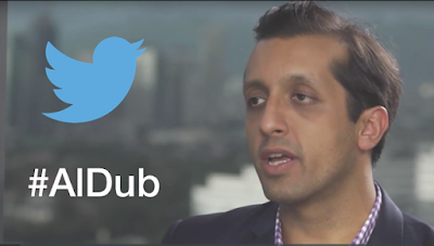 Rishi Jaitly tells about AlDub