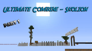 Ultimate Combine Mapa para Minecraft 1.8