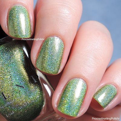 ILNP - 1UP | Green Ultra holo