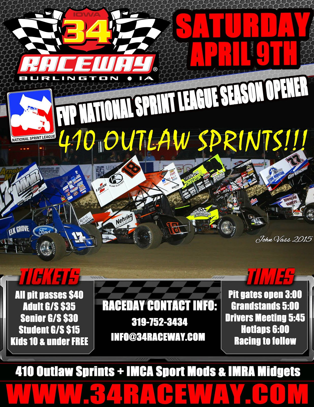 Back Stretch: Lee County Speedway Welcomes Crate Late ...