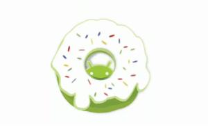 Android 1.6 Donut - Technocratvilla.com