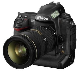 Harga Kamera DSLR Nikon
