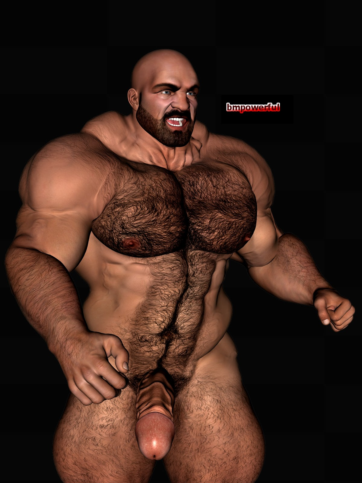 Big dick big muscle confirm. happens