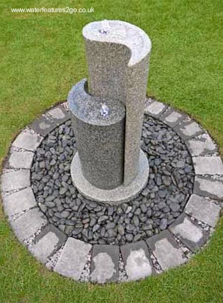 Fuentes jardin on pinterest fuentes de agua feng shui and water features - Fuentes de agua de jardin ...