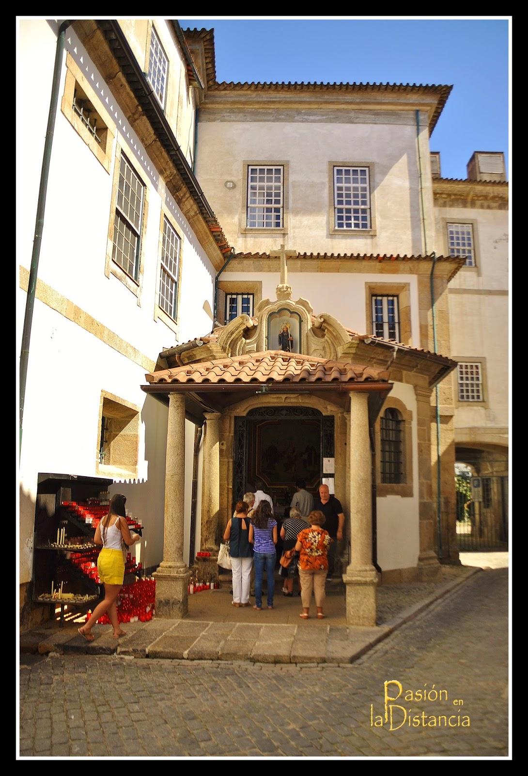 Capela de Sao Bentinho Braga