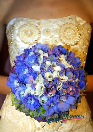 Курсы свадебной флористики в москве