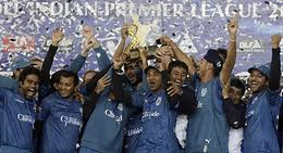 Indian premier League 2009 Winners