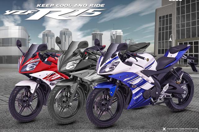 Harga Kredit Motor Yamaha R15 Bandung