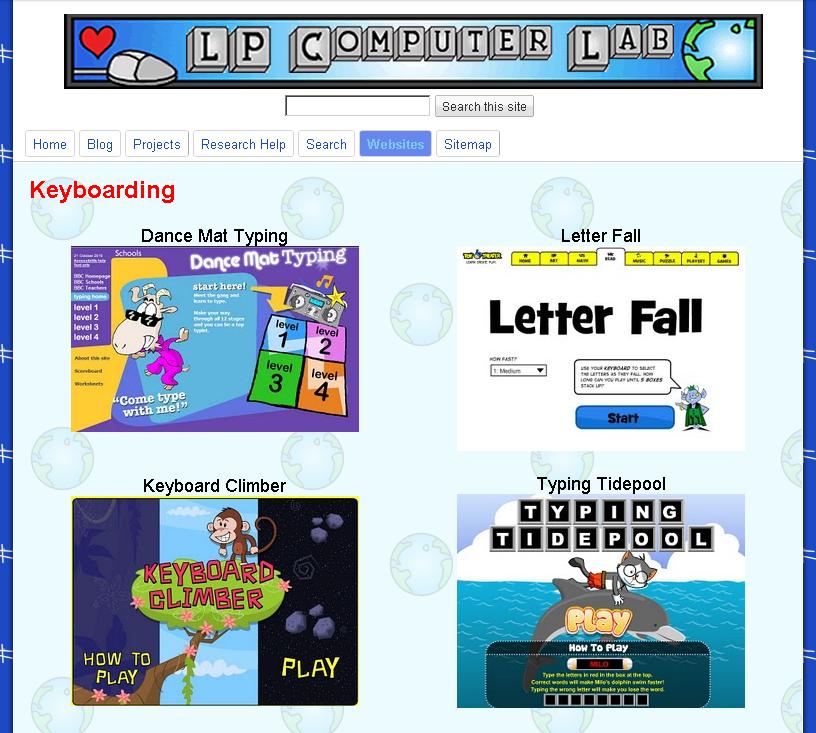 jump key keyboarding game abcya! abcya! - 816×733