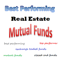 Best Performing Real Estate Mutual Funds 2012