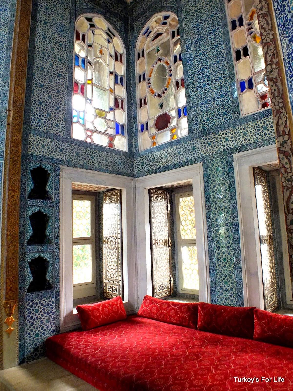 Topkapı Palace Rooms, Istanbul