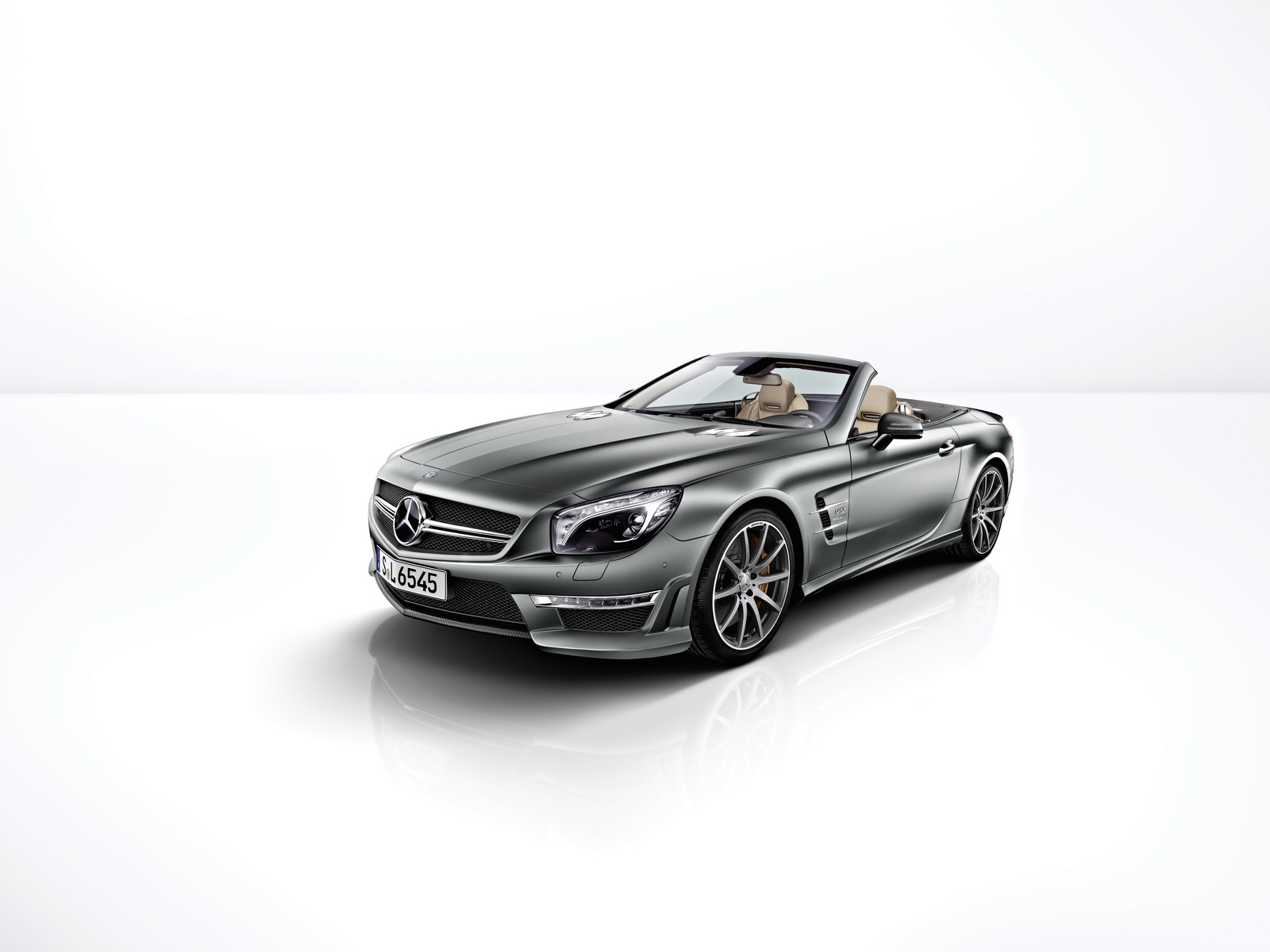 the new mercedes benz sl 65 amg 45th anniversary 45 years of amg marking the anniversary. Black Bedroom Furniture Sets. Home Design Ideas