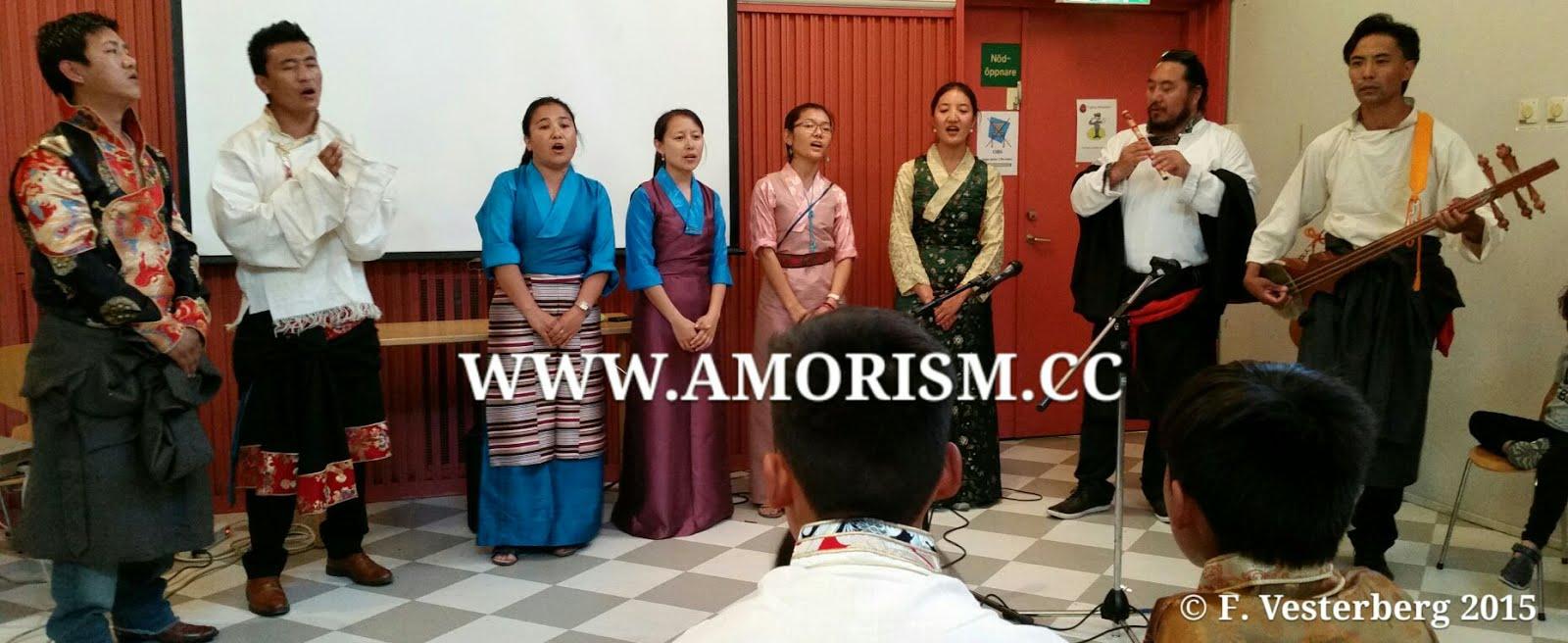 Bild på Tibetansk sång och musik