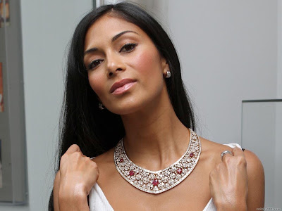 Nicole Scherzinger is a sweet