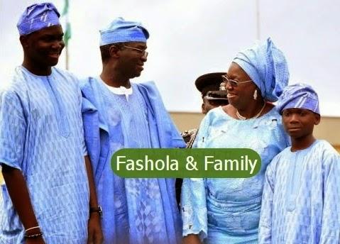 fashola son