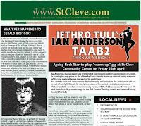 Jethro Tull Ian Anderson Album