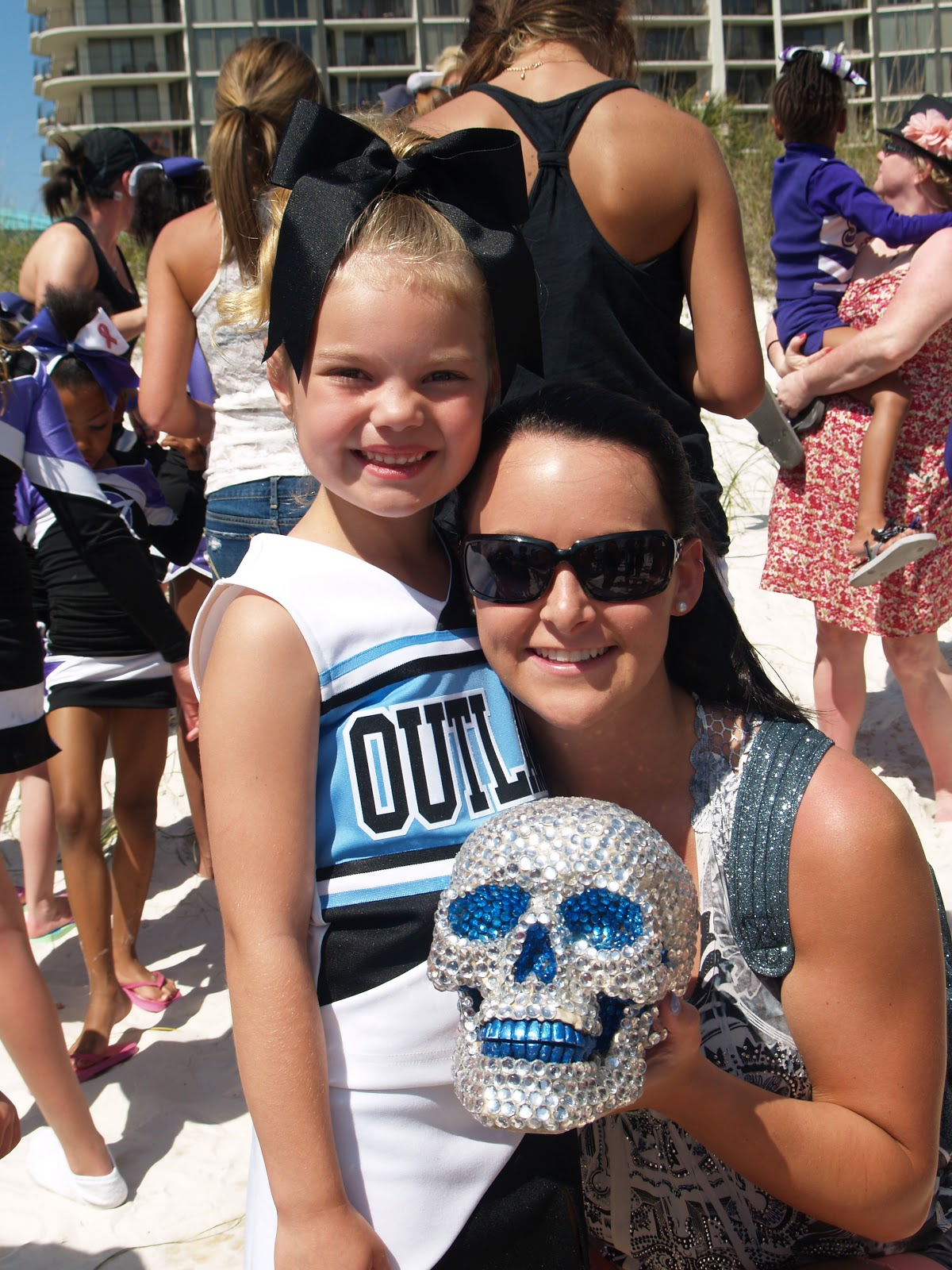 Panama City Beach Cheer Competition