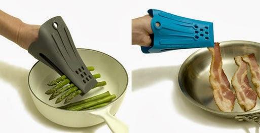 Utensilios curiosos de cocina dispuesto a sorprender a for Pinzas de cocina