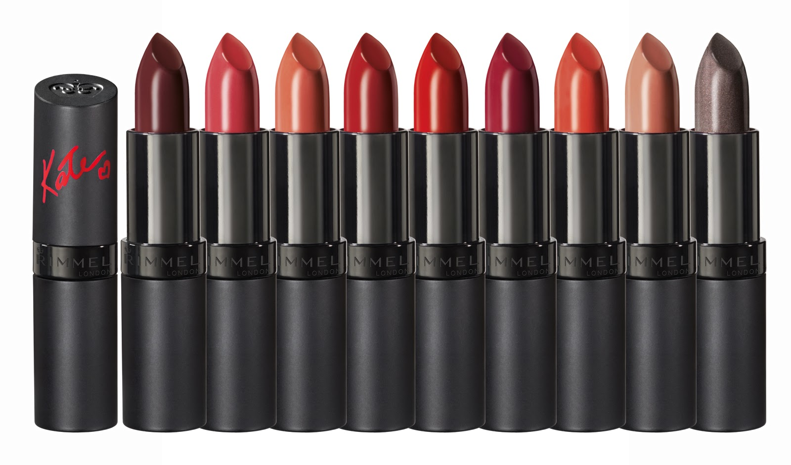 Through Beauty Eyes: KATE MOSS LASTING FINISH LIPSTICKS COLLECTION ...
