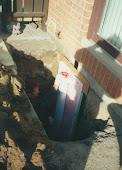 Muskoka Basement Foundation Concrete Crack Repair dial 1-800-334-6290 Muskoka