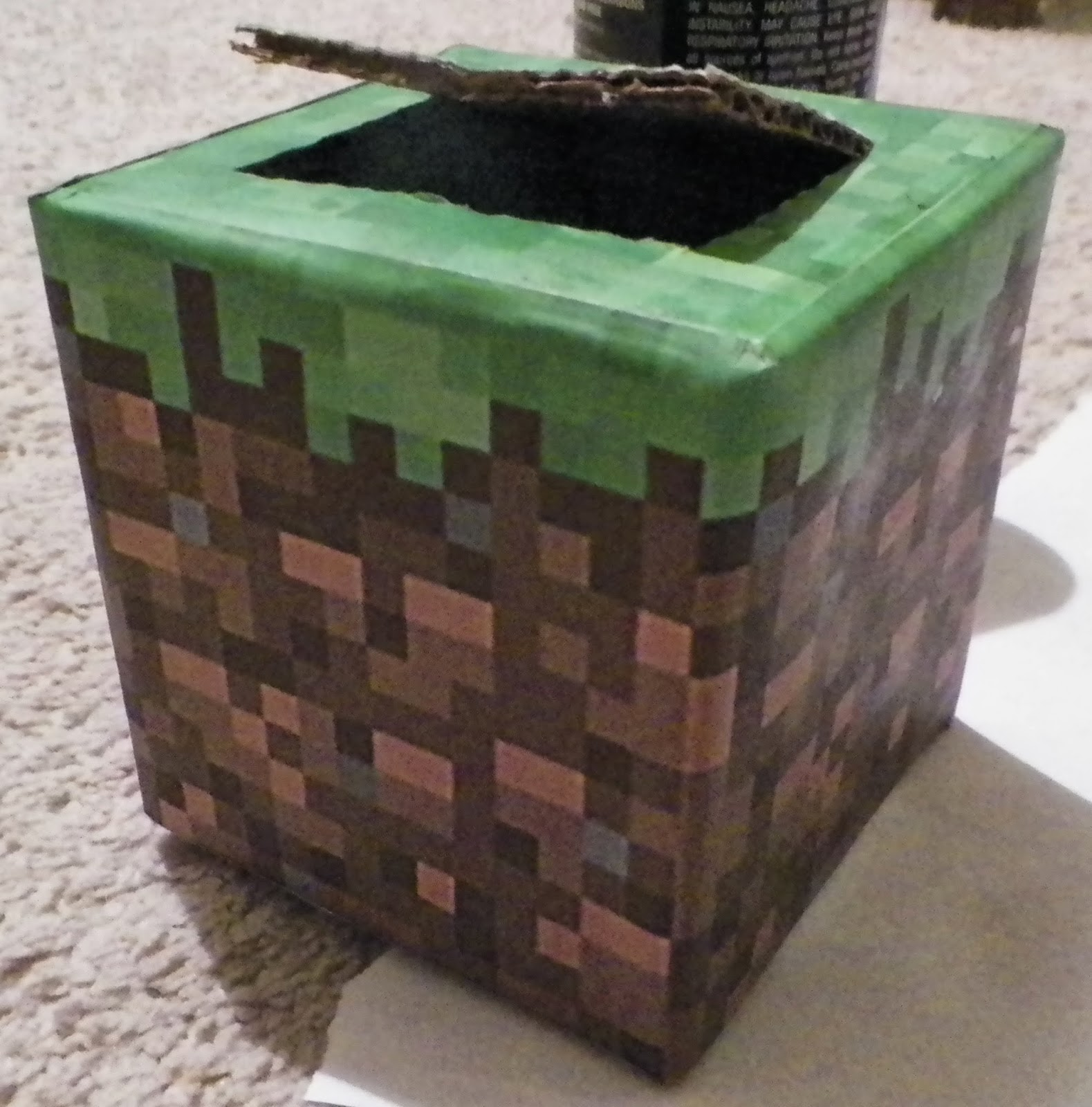 picture about Minecraft Valentine Box Printable identify Cies Inventive Crafts: Do it yourself Minecraft Valentine Playing cards Box