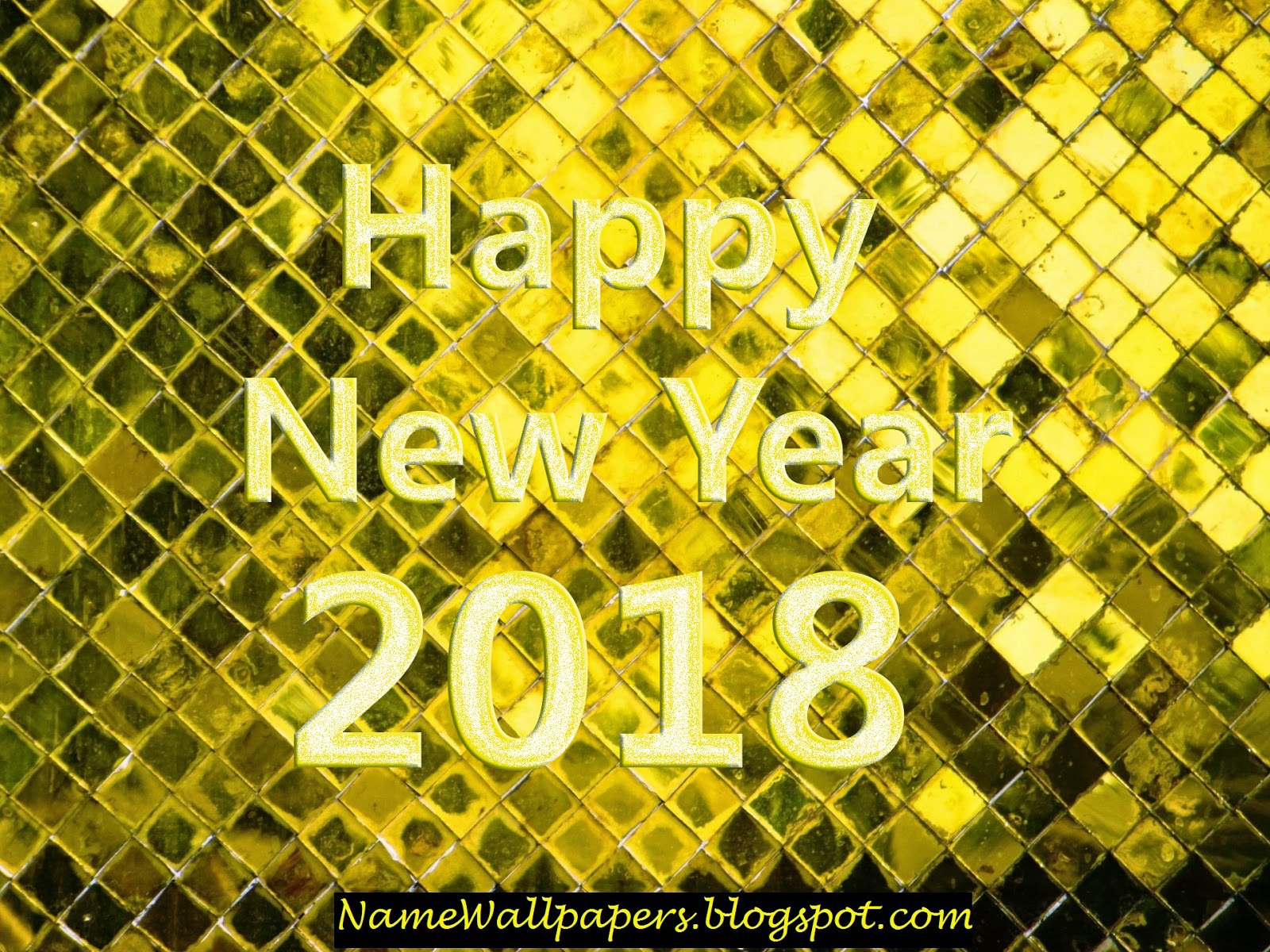Happy New Year 2018 Wallpapers HD Images Pictures 2018 ~ Happy New Year 2018  .