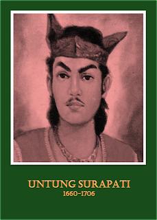 gambar-foto pahlawan nasional indonesia, Untung Surapati