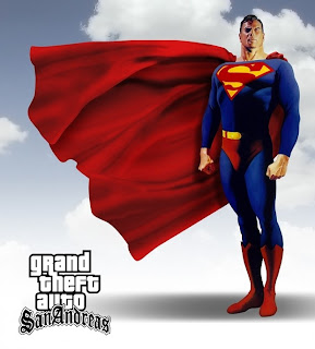 gta san andreas superman mode