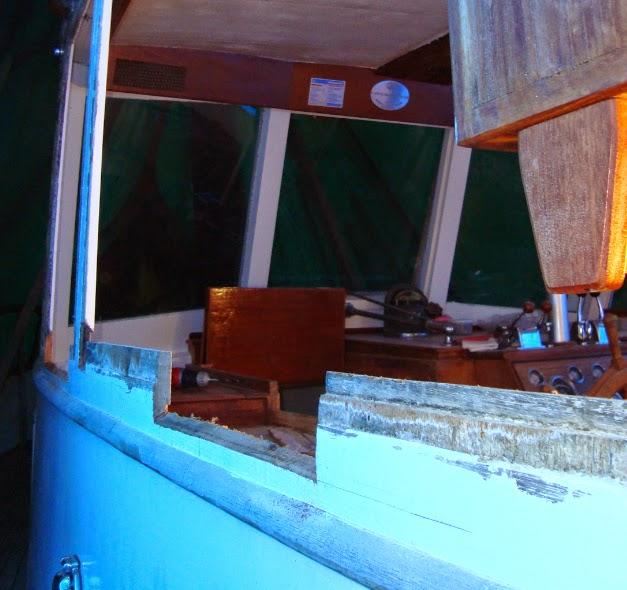 Grand Banks 36 cabin
