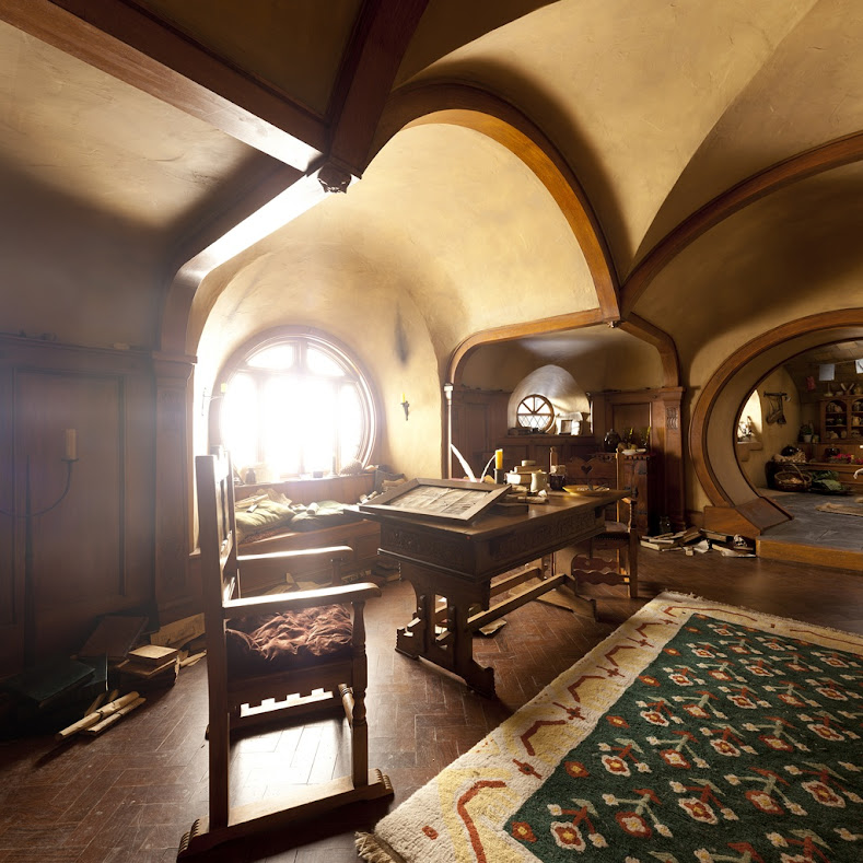 The Blog Of The Hobbit: A Tour Of Hobbiton And Bag End