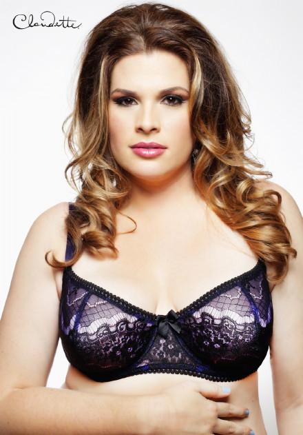 lingerie, lace, violet, en dentelle intense, lindsey