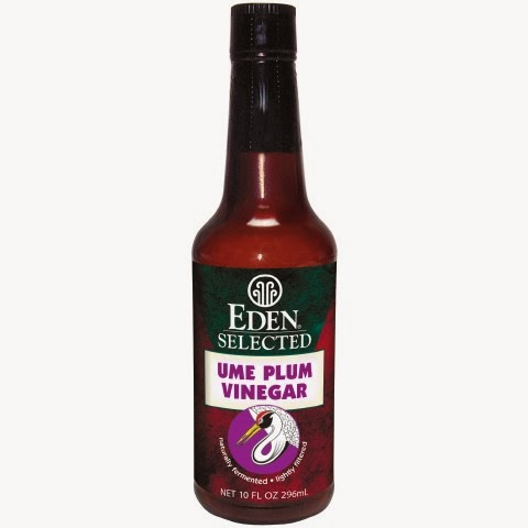 Eden Selected Ume Plum Vinegar
